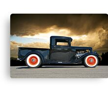 1932 Ford Pick Up IV Canvas Print