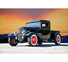 1932 Ford Pick-Up II Photographic Print