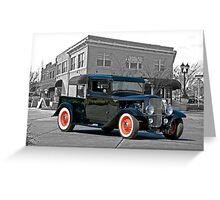 1932 Ford Pick-Up I Greeting Card