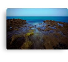 Atlantic Shores Canvas Print