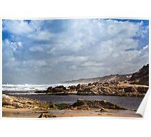 Yambuk coast windfarm Poster