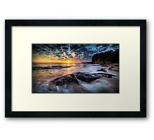 Nora Head northern view Framed Print
