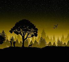 Glow by sschrag
