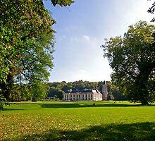 Le Chateau de Mery-sur-Oise by Alex Cassels