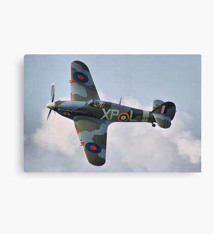 Hawker Hurricane - Dunsfold 2013 Canvas Print