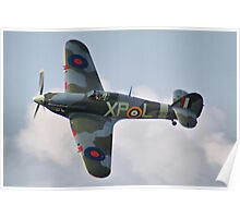 Hawker Hurricane - Dunsfold 2013 Poster