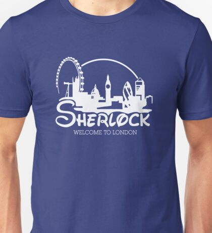 WELCOME TO LONDON Unisex T-Shirt