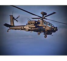 Apache Attack Chopper - Dunsfold 2013 Photographic Print