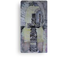 The Dupplin Cross Canvas Print