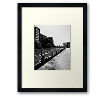QMB #3 Framed Print