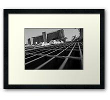 QMB #4 Framed Print