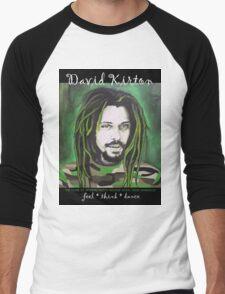DK Tshirt Men's Baseball ¾ T-Shirt