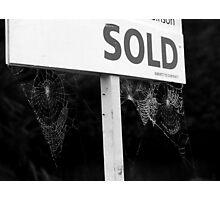 Housing Market Photographic Print