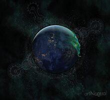 Spiritual Earth by artNagual