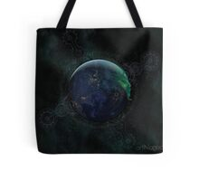 Spiritual Earth Tote Bag
