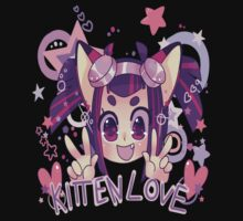 Kitten love! by Kronilix