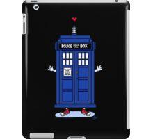 Tardis Hug! iPad Case/Skin