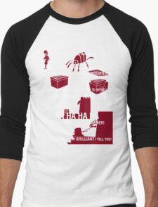 The Emperor's New Groove Men's Baseball ¾ T-Shirt
