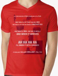 The Emperor's New Groove Mens V-Neck T-Shirt