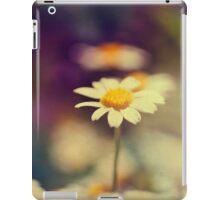 buttercup daisies iPad Case/Skin