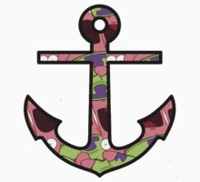 Patrick Star Anchor by Samuel Telford