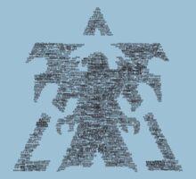 Terran Logotype - starcraft by SCshirts