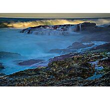 Nambucca Heads Swirling Waters Photographic Print
