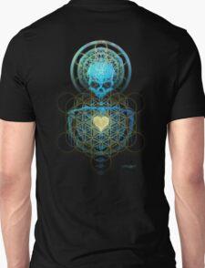 Visionary Skull  T-Shirt