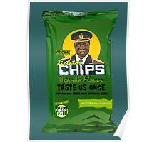 Dictator Chips Uganda Flavor Poster