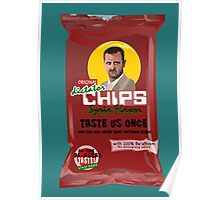 Dictator Chips Syria Flavor Poster