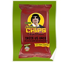 Dictator Chips Lybia Flavor Poster