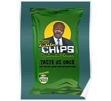 Dictator Chips Djibouti Flavor Poster