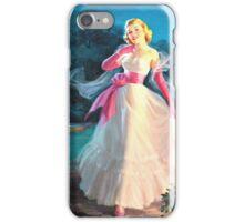 Vintage Lady 50s iPhone Case/Skin