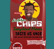 Dictator Chips Swaziland Flavor by Virginie Moerenhout