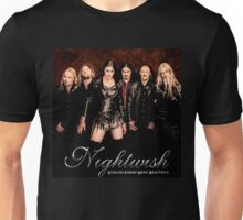 Nightwish Endless Forms Most Beautiful Unisex T-Shirt