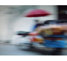 Fast food Photographic Print