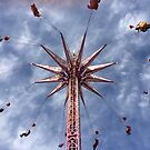 Sky Flyer by creativecamart