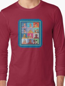 Nintendo Mike Tyson's Punch Out Fighters Long Sleeve T-Shirt