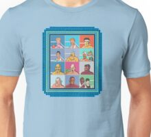 Nintendo Mike Tyson's Punch Out Fighters Unisex T-Shirt