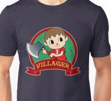 Animal Crossing: Villager Unisex T-Shirt