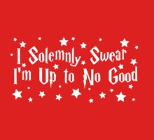 Harry Potter  i solemnly swear that i am up to no good by Perdue