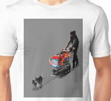 home delivery.. Unisex T-Shirt