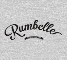 Once Upon a Time - Rumbelle One Piece - Long Sleeve