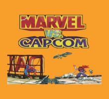 Marvel VS Capcom! by zangotango