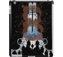 The Hateful Eight 2 guns logo  iPad Case/Skin