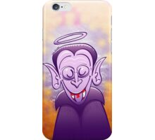 Dracula is Completely Innocent iPhone Case/Skin