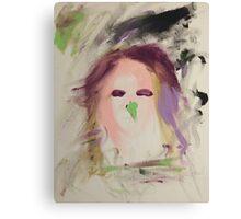 The Beak Canvas Print