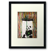 And They Thought Drugs Were Killin' the Youth Framed Print