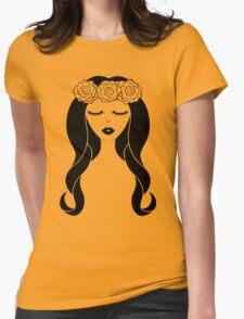 Flower Crown for Light Colors T-Shirt