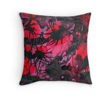creature hunt 1 Throw Pillow